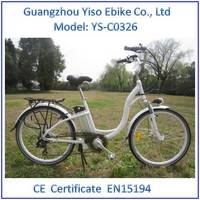 Sell motorized beach cruiser urban e-bike