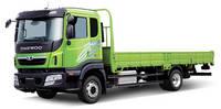 Daewoo Truck, Cargo, Dump, Mixer, Tractor 2