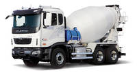 Daewoo Truck, Cargo, Dump, Mixer, Tractor 4