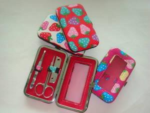 Wholesale manicure: Manicure Pedicure Set ( SFM - 5017)