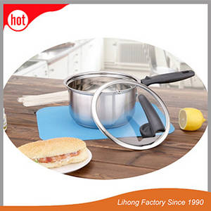 Wholesale Soup & Stock Pots: Hot Stainless Steel Cooking Set Stock Pot