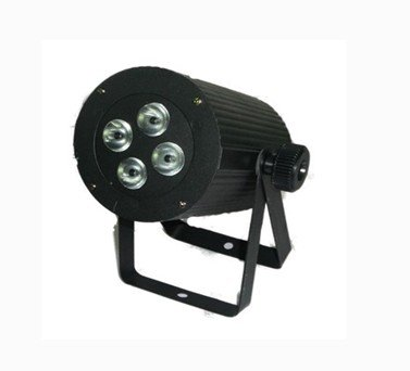 4*10W RGBW LED PAR CAN, Low Power LED Par Stage Light
