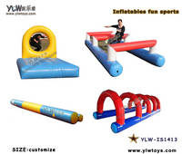 Sell inflatable sport toy,competitive sport toys,inflatable amusement game