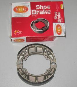 Wholesale brake part: YOG Motorcycle Parts Motorcycle Brake Shoe for WY125/CGL125