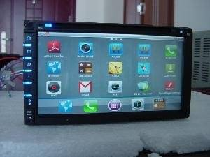 Wholesale mid: 2 Din Android System for Universal Car DVD Player