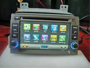 Wholesale mp4: DVD Player for Hyundai Azera 09 with GPS