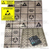 Anti-static ESD Conductive Grid Bag /Shielding Bags