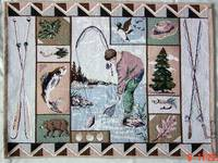 Table Mat Tapestry Place Mat Meal Mat