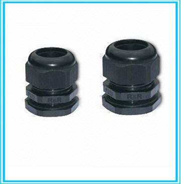 Sell mini nylon cable glands with metric thread