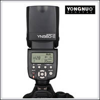 Yongnuo Upgraded Flash Speedlite YN-560 II for Nikon 2