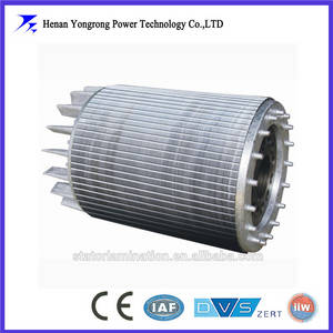 Wholesale generator parts: Motor and Generator Stator Rotor Punching Parts
