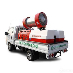 Wholesale plunger hyundai: 2000L Air Blast Sprayer (HTI-2000MST) - Lifting Up Fan Blower