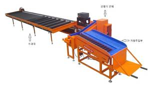 Wholesale Physical Measuring Instruments: Fruit Sorting Machine Grading in 16th Class