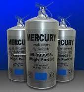 Sell 99.9% prime silver mettalic mercury