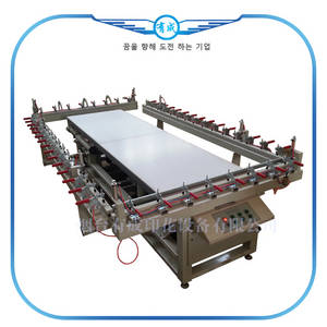 Wholesale stretcher sheet: CE Approved Mesh Stretching Machine