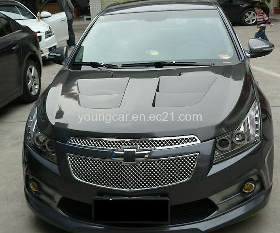 2009 2011 cruze body kit and accessories from c young car. Black Bedroom Furniture Sets. Home Design Ideas