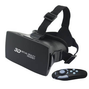 Wholesale virtual reality glasses: SVPRO 3D VR Glasses Headset Virtual Reality Video Box