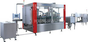 Wholesale beverage bottle: YSGYF Youngsun Automatic Rotary Plastic Bottle Filling & Sealing Machine for Beverage