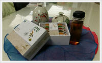 Natural Herb White Lotus Tea (Organic Tea)