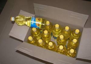 Wholesale main label: 100% Pure Refined Corn Oil