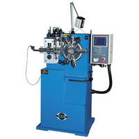 Automatic Wire Forming Machine (CNC)