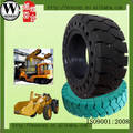 Sell industrial solid tires for industrial vehicle