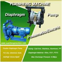 Stainless Steel Air Operated Double Diaphragm Pump