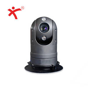 Wholesale infra red: Mini PTZ  Intelligent Car Surveillance Infra Red Dome Cameras