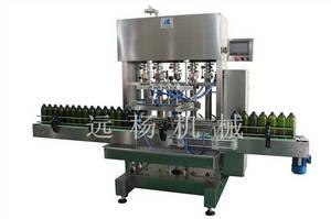 Wholesale logistics freight solutions: Automatic Four Nozzles filling equipment