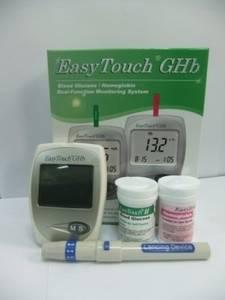 Wholesale hemoglobin: Glucose/Hemoglobin Dual Function Starter Kit