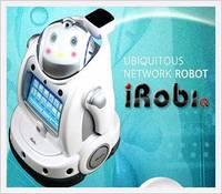 Ubiquitous Network Robot