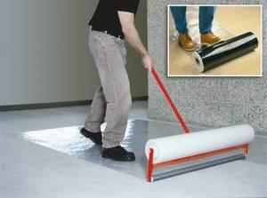 Wholesale protective mask: PE Plastic Carpet Protection Film--Carpet Masking Film--Carpet Film