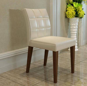 Wholesale Dining Room Furniture: Modern Style Imitation Leather Dining Chair