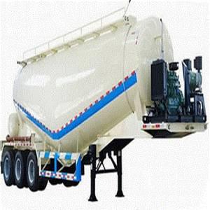 Wholesale semi trailer: Bulk Cement Semi Trailer