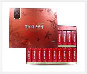 Wholesale korean red ginseng: Yangaengae Korean Red Ginseng Jelly