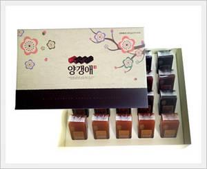 Wholesale korean sweets set: Yangaengae Gift Set