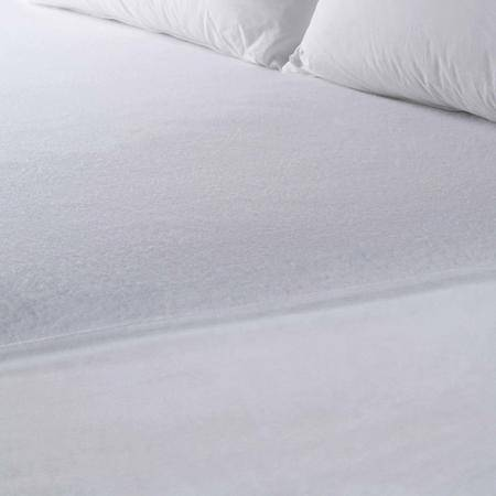 bed sheet: Sell Waterproof Breathable Fitted Cotton Terry Cloth Bed Sheets