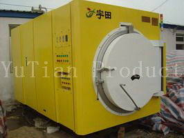 Plastic Injection Machinery: Sell Dewaxing Autoclave in Investement casting line