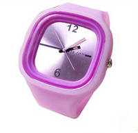 Sell silicone digital jelly bracelet watch