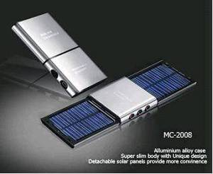 Wholesale c305: Solar Charger for Cellphone
