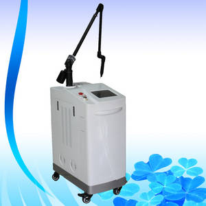 Wholesale Q-Switched Nd:Yag Laser Machine: Q-Switch Nd Yag Laser Tattoo Removal Machine EyeBrow Tattoo Removal