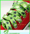 Sell polyester printed shoelace