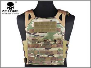 Wholesale Bullet Proof Vest: Airsoft Emerson JPC Tactical Vest Simplified Version (Multicam) Tactical Vest