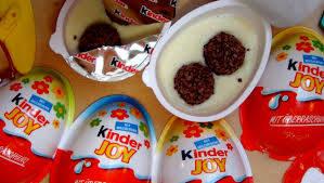 Wholesale chocolate: Kinder Joy Surprise Chocolate