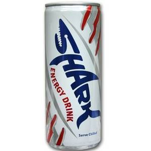 Wholesale drink: Shark 250ml Energy Drink