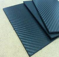3K Carbon Fiber Sheet 1mm 1.5mm 2mm 3mm 4mm 5mm 6mm ...