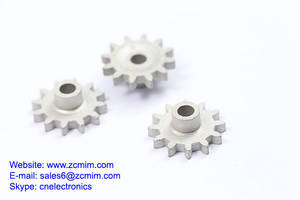 Wholesale General Mechanical Components Processing Services: Gear Pump for OEM Metal Injection Molding Part