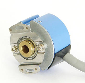 Hollow Shaft Encoder For Servo Motor Ihu4808 1809362