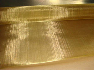 Wholesale Copper Wire Mesh: Brass Copper Phosphor Bronze Wire Mesh.