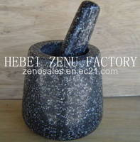 Sell Nice Style Granite Mortar Pestle for Chef Crushing Grinding Garlic,Spice